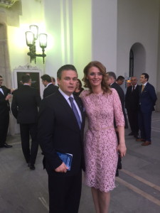 Parteneriatul dintre Uniunea Nationala a Patronatului Roman si PNL va fi semnat in cel mai scurt timp