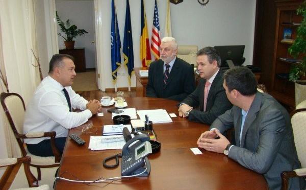 Parteneriat pentru mediul de afaceri UNPR cu Camera de Comerţ a Romaniei