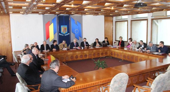 Prefectura Satu Mare şi UNPR şi-au dat mâna. Acordul de parteneriat a fost semnat vineri