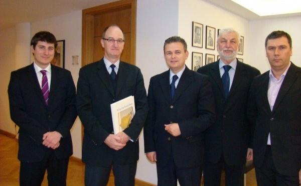 UNPR în ofensivă diplomatică cu ambasada Germaniei