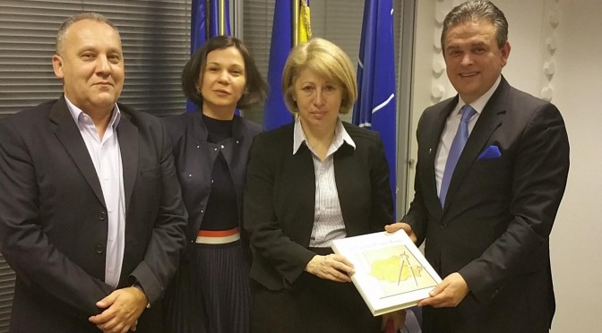 Uniunea nationala a patronatului roman este alaturi de ministrul fondurilor europene