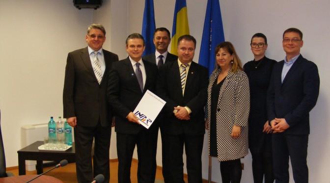 DE TREI ORI DA PARTENERIATULUI CU UNIUNEA NAȚIONALĂ A PATRONATULUI ROMÂN