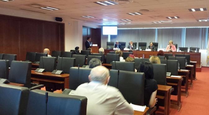 Viitorul primar general al municipiului București în dialog cu organizațiile patronale naționale