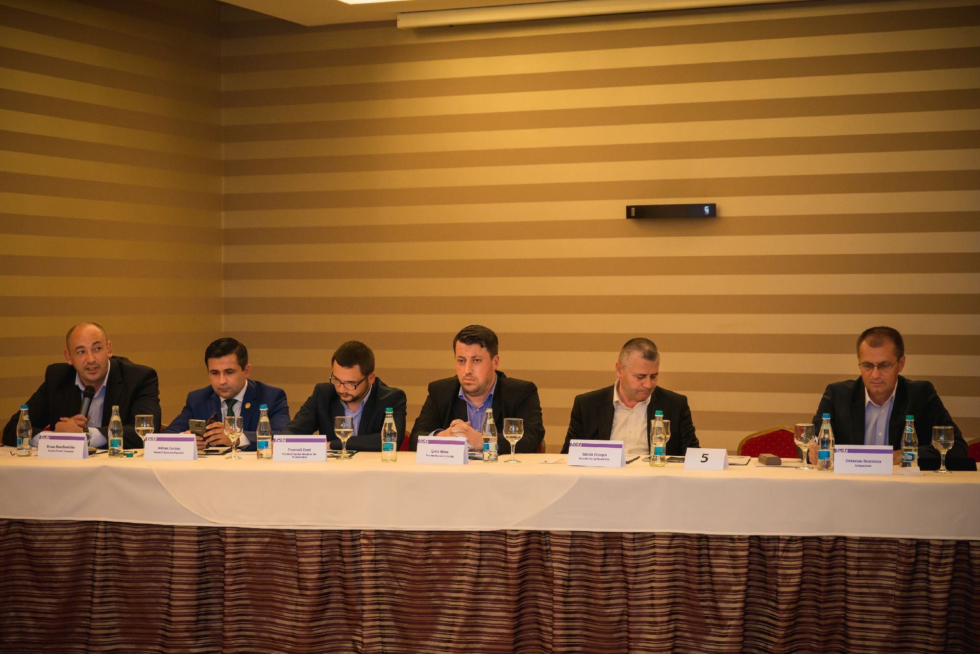 Candidatii la Primaria Cluj-Napoca, fata in fata cu organizatiile patronale (1)