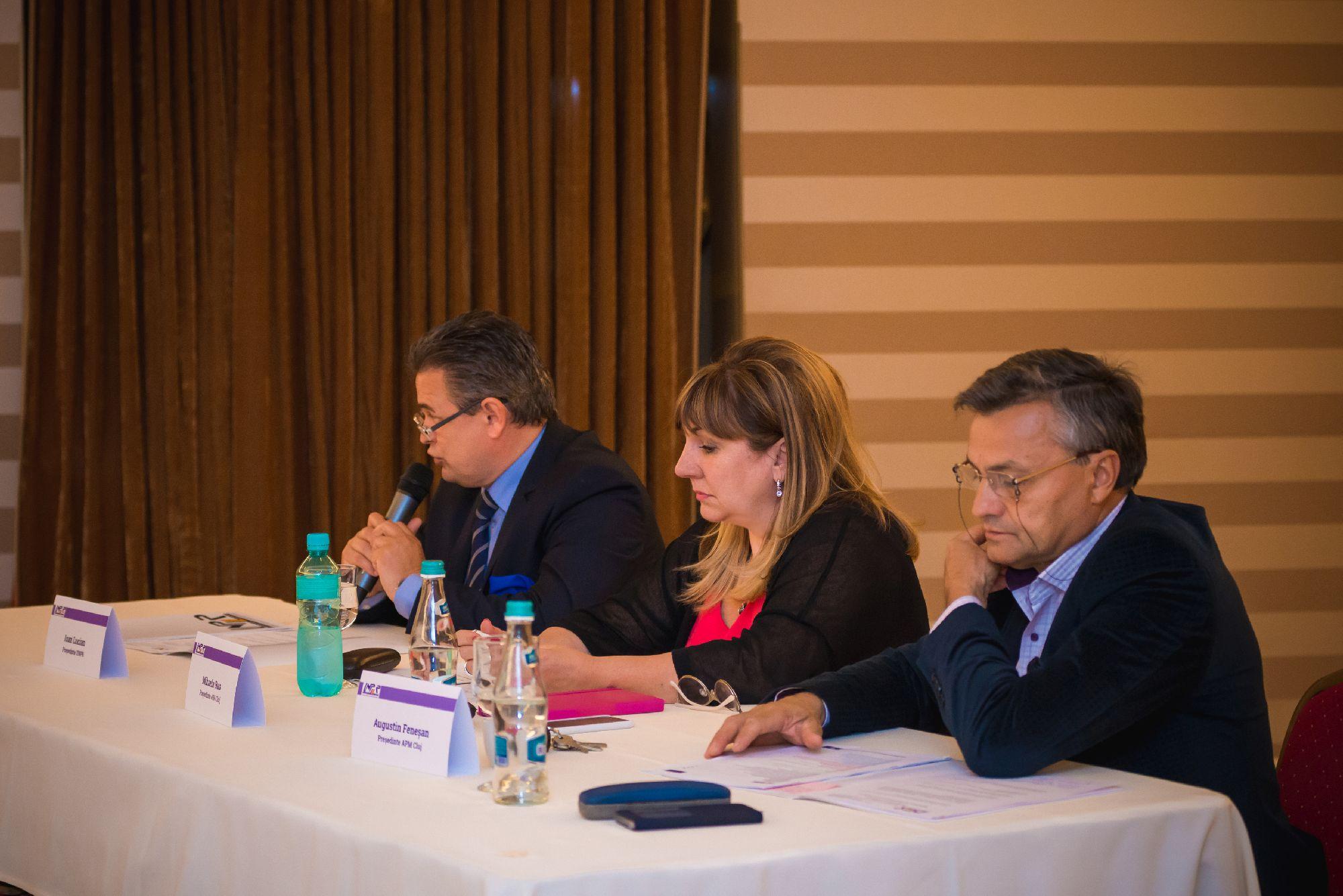 Candidatii la Primaria Cluj-Napoca, fata in fata cu organizatiile patronale (9)