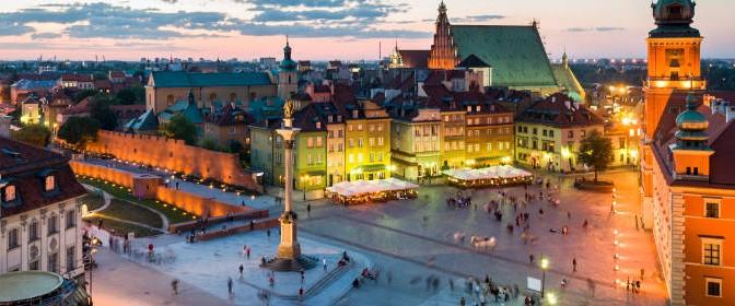 Acțiuni de promovare a exportului,  cu finanțare parțială de la bugetul statului, pe 2017 in Polonia