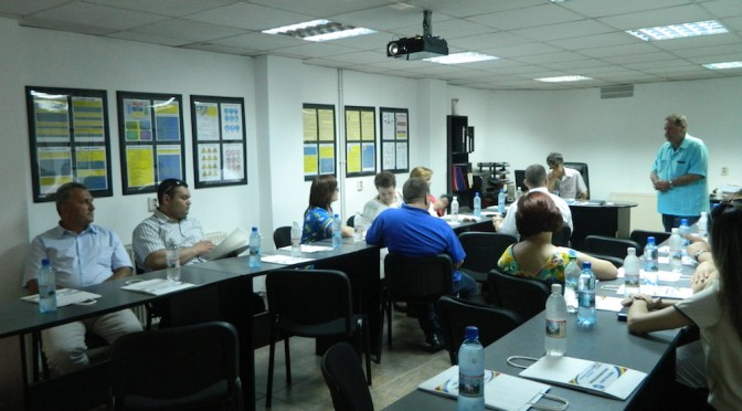 Invatamintul dual, obiectiv al antreprenorilor din Moldova alaturi de membrii UNPR