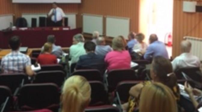 """Zorii colaborarii """"CNADNR-patronate"""" au aparut la CESTRIN Bucuresti"""