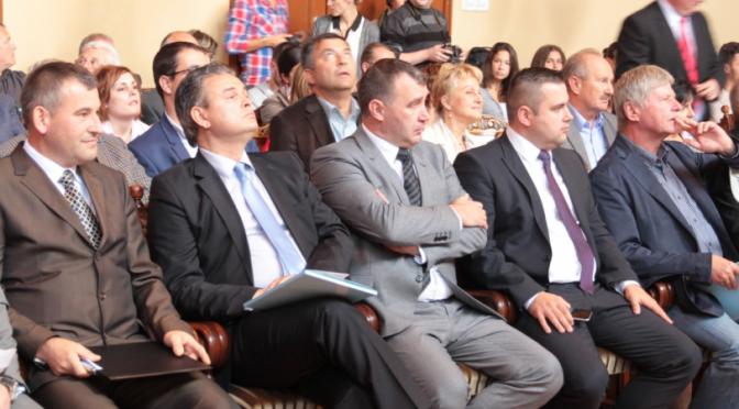 Județul Harghita, o oportunitate uriașă a UNPR de a consolida relațiile economice intre membrii organizatiei