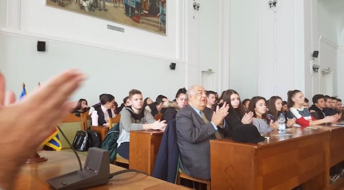 Despre învățare, energie și tânăra generație