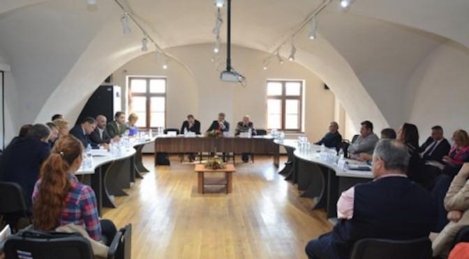 FPB, cofondator al UNPR a inceput seria intilnirilor cu candidatii la viitoarele alegeri parlamentare