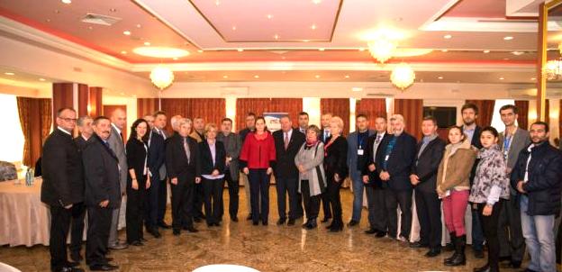 UNPR-CT BRAŞOV. Patronatele i-au luat la întebări pe candidaţii la parlamentare cu privire la mediul de afaceri