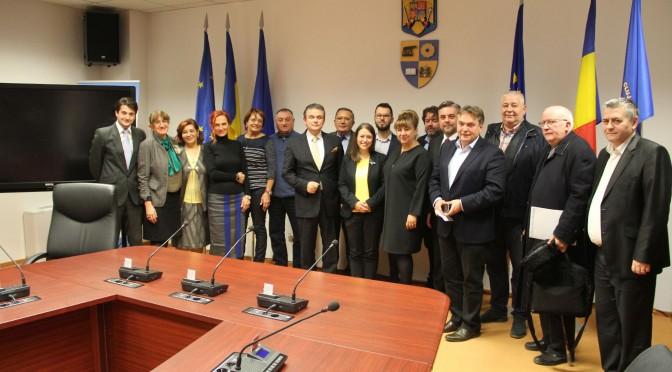 Dezbatere UNPR: Reprezentanții patronatelor din Cluj s-au întâlnit cu candidații la parlamentare