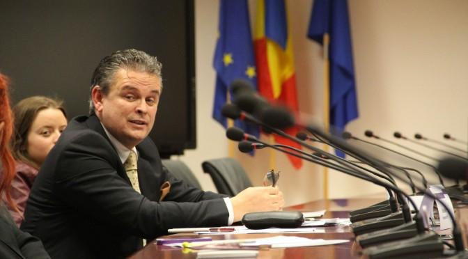 """""""Mediul de afaceri, important pentru factorii de decizie"""" interviu al lui Ioan Lucian, presedintele UNPR"""