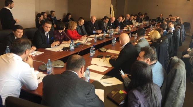 UNPR si CNIMM cei mai activi si implicati actori antreprenoriali la prima intilnire cu ministrul pentru mediul de afceri, comert si antreprenoriat