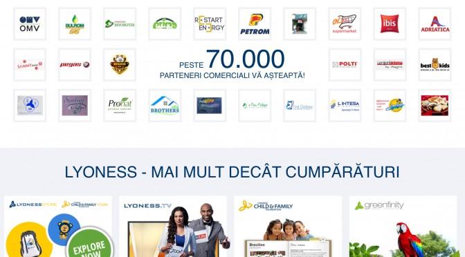 FBP ARE UN NOU MEMBRU, LYONESS, GRUP CU PESTE 70.000 DE PARTENERI COMERCIALI