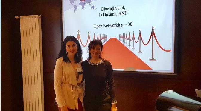 UNPR a participat la întâlnirea cu BNI, cea mai mare organizație de networking în afaceri, la nivel mondial