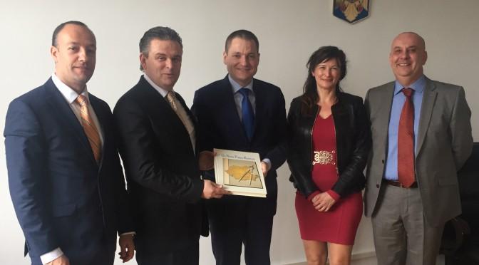 Parteneriat pentru dezvoltarea turismului romanesc inițiat de Uniunea Națională a Patronatului Român