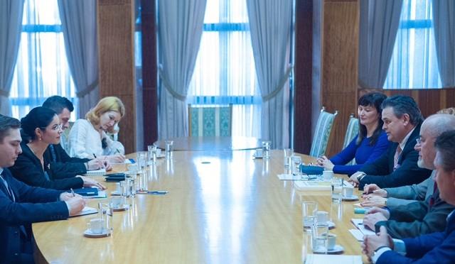 Preluarea președinției Consiliului Uniunii Europene de către România la fel de importantă pentru mediul de afaceri ca și pentru mediul politic, concluzia întâlnirii UNPR-MINISTRUL AFACERILOR EUROPENE