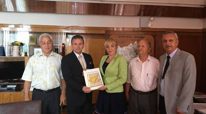 Mobilizare importantă pentru coagularea mișcării patronale în județele Bacău și Covasna