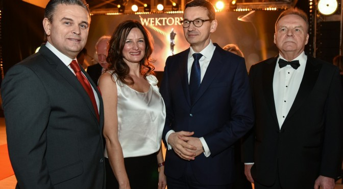Premierul Poloniei, Mateusz MORAWIECKI s-a întîlnit la Varșovia cu președintele UNPR Ioan LUCIAN
