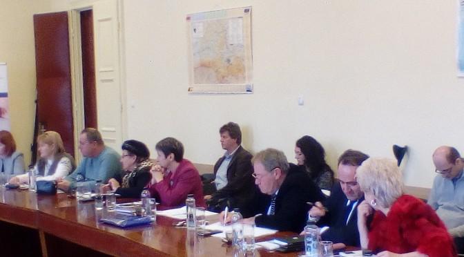 UNPR sustine stabilitatea legislativa si fiscala în cadrul primei ședinte CCA CENTRU BRASOV