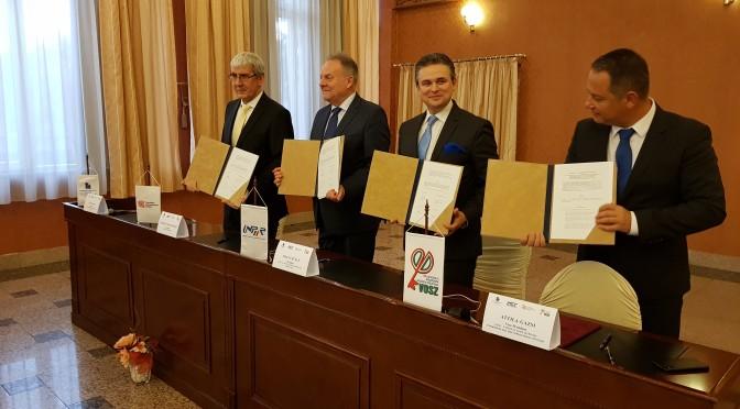Cele mai reprezentative confederații patronale din Ungaria, Polonia, Slovacia și România și-au unit forțele pentru a reprezenta, cât mai eficient, interesele mediilor de afaceri din țările lor