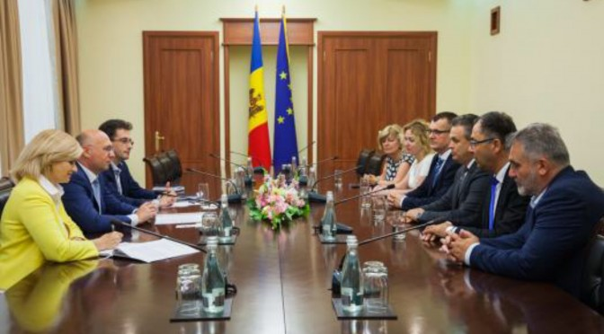 UNPR CONTRIBUIE LA EXTINDEREA PARTENERIATELOR ROMÂNO-MOLDOVENE