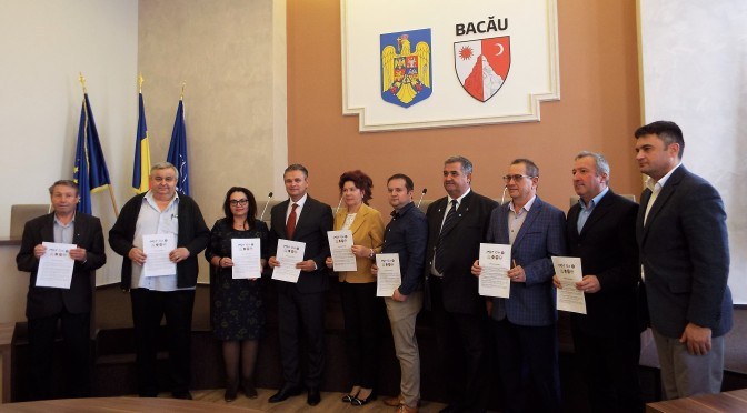 FORTELE PATRONALE SI PROFESIONALE DIN ROMANIA STRANG RANDURILE