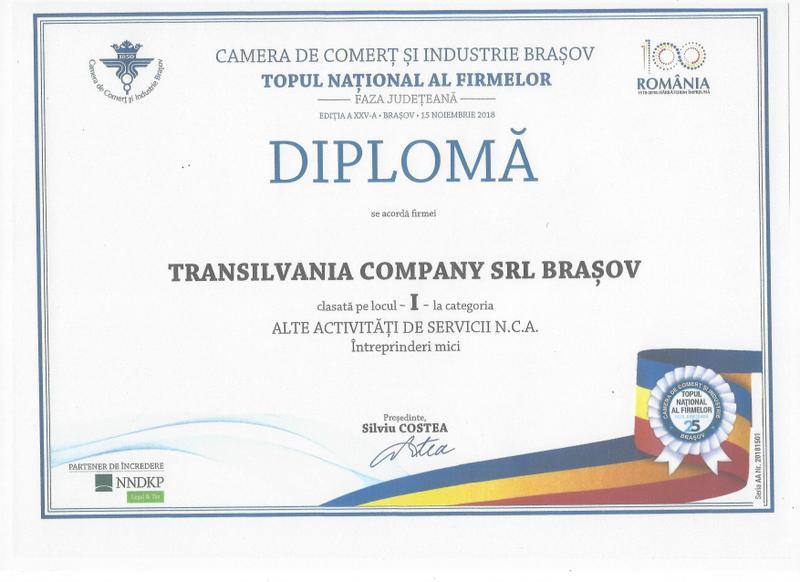 Diploma TCO