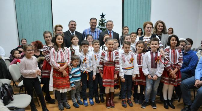 Federația Patronilor Bihor, membră a UNPR a organizat o seară de colinde de excepție
