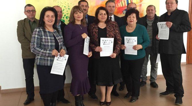 ÎNCĂ UN PAS IMPORTANT ÎN COAGULAREA MIȘCĂRII PATRONALE DIN ROMÂNIA: CARAȘ-SEVERINUL