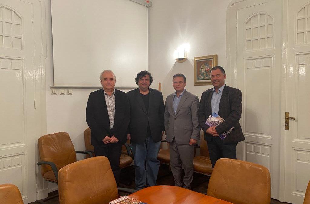 Informare privind întâlnirea cu UNIVERSITAEA POLITEHNICA Timișoara