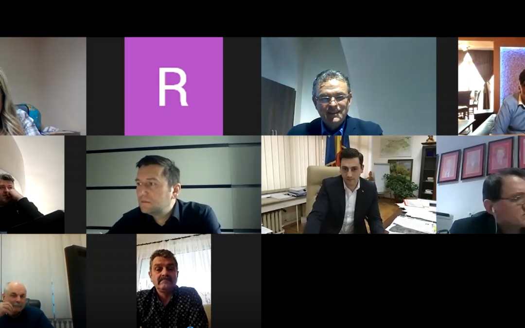 Biroul unic și Comisia Economică Consultativă . Propunerile UNPR, în dialogul cu noile conduceri ale Primăriilor și Consiliilor Județene din  România