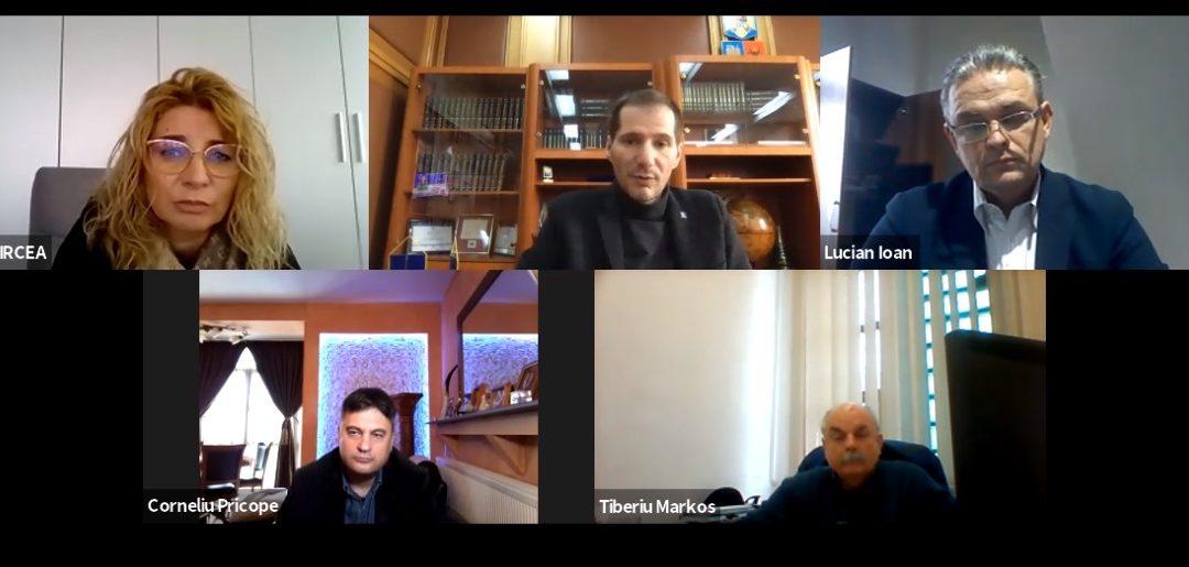Campania UNPR de propuneri pentru Consiliile Județene și Primăriile  Municipiilor capitală de județ continuă cu Primarul municipiului Zalău- Ionel Ciunt și președintele Consiliului Județean Vrancea- Cătălin Dumitru Toma