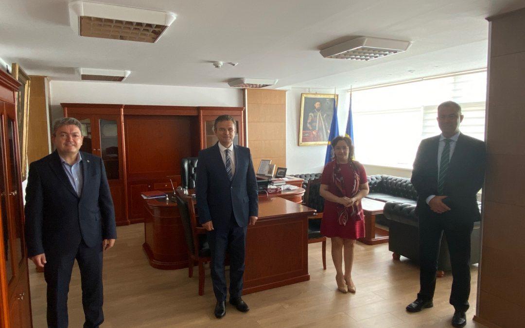 Informare întâlnire UNPR-Universitatea Bucuresti