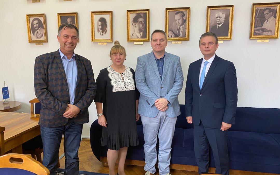Întâlnire UNPR-Universitatea Tehnică Cluj Napoca & Universitatea Babeș-Bolyai