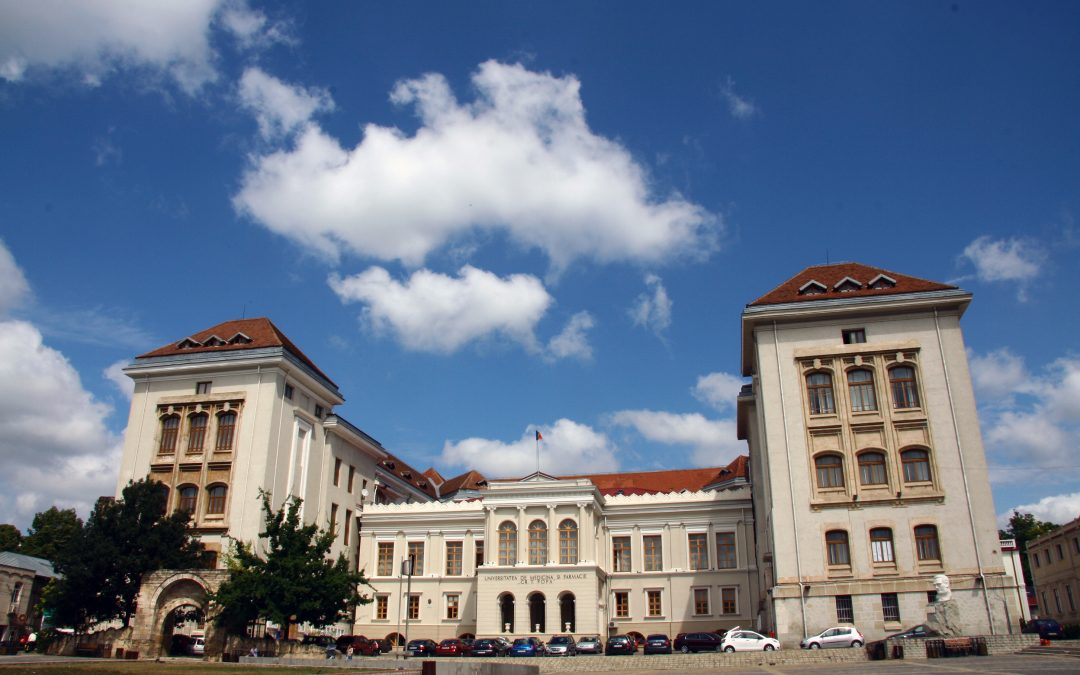 """Acord de parteneriat Uniunea Națională a Patronatului Român-Universitatea de Medicină și Farmacie"""" Grigore T. Popa"""" din Iași"""