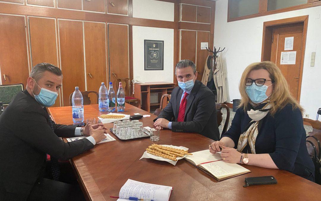 Tur de forță al Conducerii Uniunii Naționale a Patronatului Român în Parlamentul României