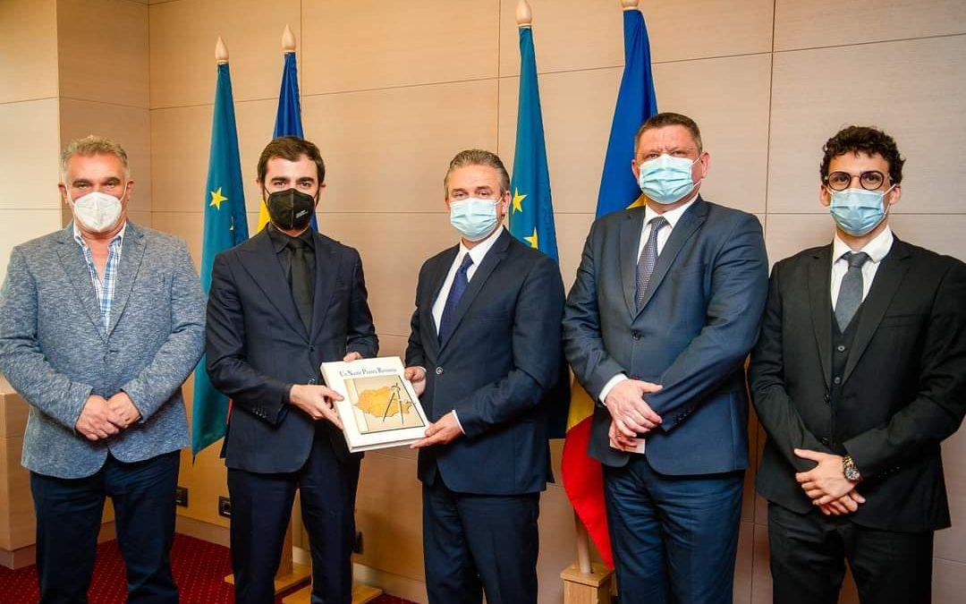 Claudiu Năsui, un ministru apropiat mediului de afaceri din România