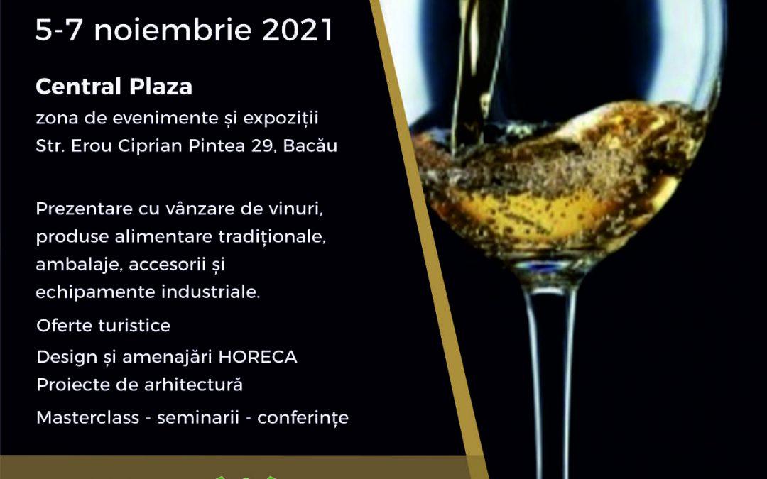 "Expo ""Moldavia Wine"" 2021 – Bacău"